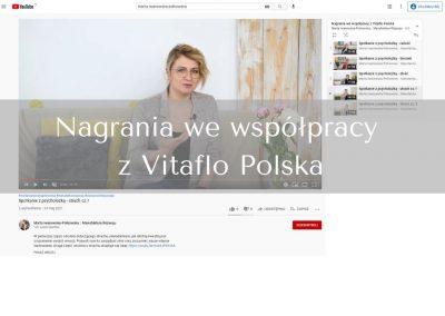 Nagrania wewspółpracy zVitaflo Polska